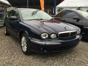 2001 Jaguar X-Type SE Blue 5 Speed Automatic Sedan Elizabeth West Playford Area Preview