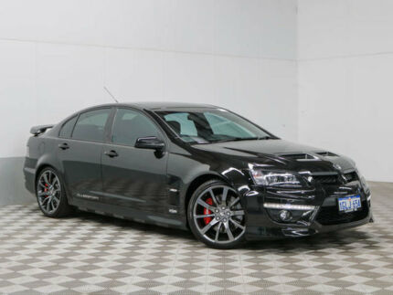 2012 Holden Special Vehicles Clubsport E3 MY12 R8 Black 6 Speed Manual Sedan Morley Bayswater Area Preview
