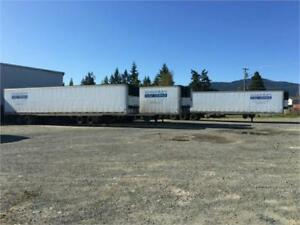 Reefer Trailers 36' - 53' single axle to Tridem