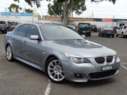 BMW M E Grey Speed Sequential Manual Sedan Cars Vans - 2005 bmw m5