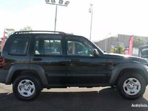 2005 Jeep Cherokee Wagon Stoneville Mundaring Area Preview