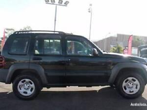2005 Jeep Cherokee Wagon Stoneville Mundaring Area Preview
