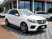 2016 Mercedes-Benz GLE500 W166 807MY e 7G-TRONIC + 4MATIC White 7 Speed Sports Automatic Wagon Alfred Cove Melville Area Preview