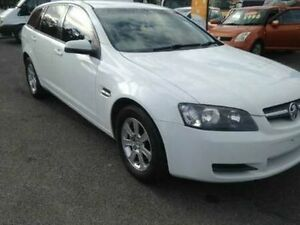 2008 Holden Commodore White Automatic Wagon Woodridge Logan Area Preview
