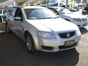 2011 Holden Commodore VE II Omega Sportwagon Silver 6 Speed Sports Automatic Wagon Minchinbury Blacktown Area Preview