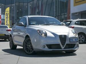2011 Alfa Romeo Mito MY10 QV Grey 6 Speed Manual Hatchback Pearce Woden Valley Preview