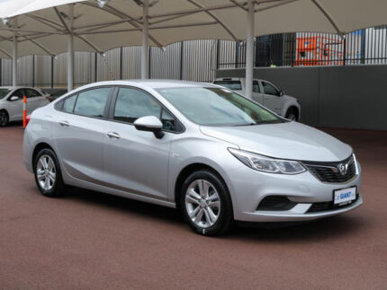 2017 Holden Astra BL MY17 LS Nitrate 6 Speed Automatic Sedan