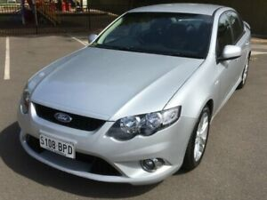 2009 Ford Falcon FG XR6 6 Speed Auto Seq Sportshift Sedan Clarence Gardens Mitcham Area Preview