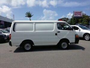 2002 Toyota Hiace RZH113R LWB White 4 Speed Automatic Van
