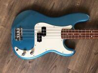Fender Mexican Standard Precision Bass Guitar