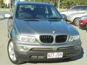 2006 BMW X5 E53 MY05 d Steptronic Grey 6 Speed Sports Automatic Wagon Bundall Gold Coast City Preview