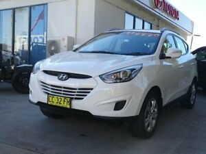 2014 Hyundai ix35 LM Series II Active (FWD) White 6 Speed Automatic Wagon Ulladulla Shoalhaven Area Preview