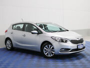 2013 Kia Cerato YD MY14 SI Silver 6 Speed Automatic Hatchback Morley Bayswater Area Preview