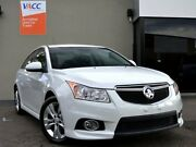 2013 Holden Cruze JH Series II MY14 SRi White 6 Speed Sports Automatic Sedan Fawkner Moreland Area Preview
