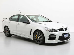 2016 Holden Special Vehicles GTS Gen F2 White 6 Speed Auto Active Sequential Sedan