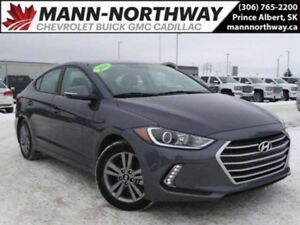 2018 Hyundai Elantra GLSE | Heated Wheel, Rear View Camera, Blue