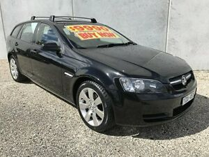 2008 Holden Commodore VE MY09 Omega Black 4 Speed Automatic Sportswagon Seaford Frankston Area Preview
