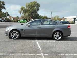 2011 Holden Commodore VE II MY12 Equipe Alto Grey 6 Speed Automatic Sedan Maidstone Maribyrnong Area Preview