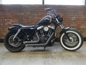 2012 Harley-Davidson Forty-Eight (XL1200X) Road Bike 1202cc West Melbourne Melbourne City Preview