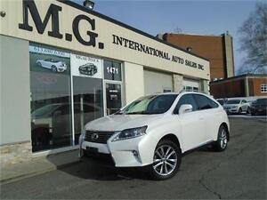 2015 Lexus RX 350 Sportdesign AWD w/Leather/Navi/Roof