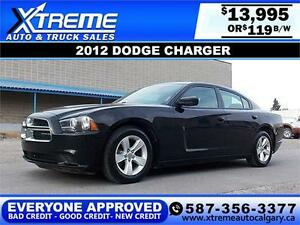 2012 Dodge Charger $119 BI-WEEKLY APPLY NOW DRIVE NOW