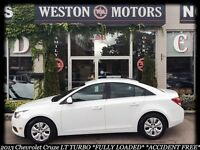 2013 Chevrolet Cruze LT TURBO* FULLY LOADED* ACCIDENT FREE