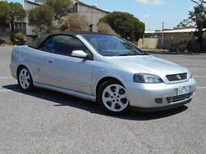 2003 Holden Astra TS Convertible Silver 4 Speed Automatic Convertible Maidstone Maribyrnong Area Preview