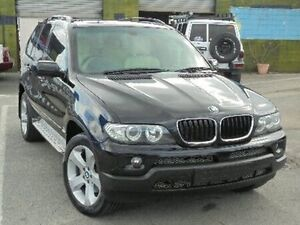 2006 BMW X5 E53 MY05 d Steptronic Black 6 Speed Sports Automatic Wagon Bundall Gold Coast City Preview