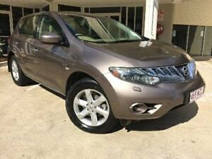2009 Nissan Murano Z51 ST Champagne Continuous Variable Wagon Kippa-ring Redcliffe Area Preview