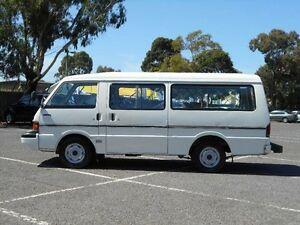 1991 Mazda E2000 Deluxe (LWB) White 4 Speed Automatic Van Maidstone Maribyrnong Area Preview