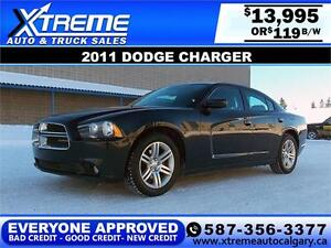 2011 Dodge Charger $119 BI-WEEKLY APPLY NOW DRIVE NOW