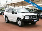 2014 Toyota Landcruiser VDJ200R MY13 GXL (4x4) White 6 Speed Automatic Wagon