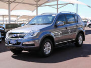 2015 Ssangyong Rexton Y200 MY15 SX (4x4) Silver 5 Speed Automatic Wagon Morley Bayswater Area Preview