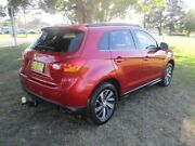 2015 Mitsubishi ASX XB MY15.5 LS 2WD Red 6 Speed Constant Variable Wagon Kempsey Kempsey Area Preview