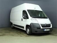 2014 CITROEN RELAY 35 HDI130 L3 H3 LWB HIGH ROOF VAN LWB DIESEL