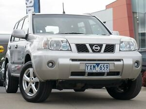 2007 Nissan X-Trail T30 II MY06 ST Silver 5 Speed Manual Wagon Pearce Woden Valley Preview