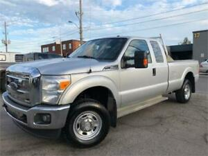 2014 Ford Super Duty F-250 SRW XLT 4X4 LONG BOX **WE FINANCE**