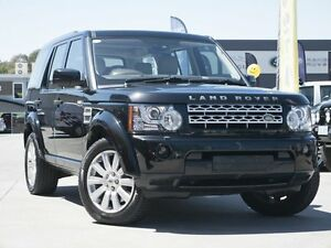 2012 Land Rover Discovery 4 Series 4 MY12 SDV6 CommandShift HSE Black 6 Speed Sports Automatic Wagon Pearce Woden Valley Preview