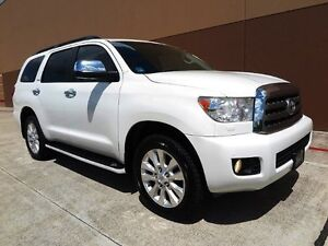 Want To Buy 2008+ Toyota Sequoia Platinum