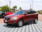 2010 Volvo XC60 DZ MY10 Geartronic AWD Red 6 Speed Sports Automatic Wagon Alfred Cove Melville Area Preview