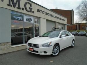 2010 Nissan Maxima 3.5 S w/Leather/Navi/Pano Roof