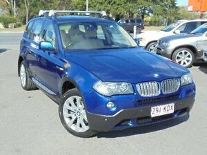2006 BMW X3 E83 MY07 si Steptronic Blue 6 Speed Sports Automatic Wagon