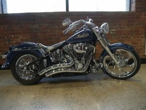 2008 Harley-Davidson HERITAGE SOFTAIL CLASSIC 1584 (FLST Road Bike 1584cc West Melbourne Melbourne City Preview