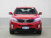 2014 Kia Sorento XM MY14 SI (4x2) Temptation Red 6 Speed Automatic Wagon Morley Bayswater Area Preview