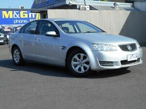 2012 Holden Commodore VE II MY12 Omega Silver 6 Speed Automatic Sedan Maidstone Maribyrnong Area Preview