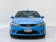 2010 Ford Falcon FG Upgrade XR6 50th Anniversary Blue 6 Speed Auto Seq Sportshift Utility Jandakot Cockburn Area Preview