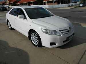 2011 Toyota Camry ACV40R 09 Upgrade Altise White 5 Speed Automatic Sedan Fremantle Fremantle Area Preview