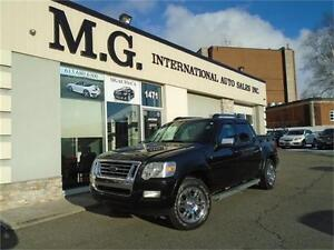 2007 Ford Explorer Sport Trac Limited 4X4 V8 w/Leather/Navi/DVD