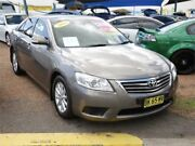 2011 Toyota Aurion GSV40R MY10 AT-X Grey 6 Speed Sports Automatic Sedan Colyton Penrith Area Preview
