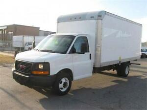 Used Cube Vans - Lease from $265.00 Per Month